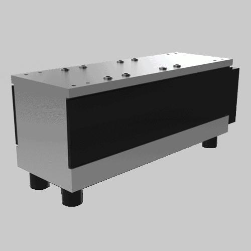Unidades motrices electromagnéticas Vibradores lineales para guías