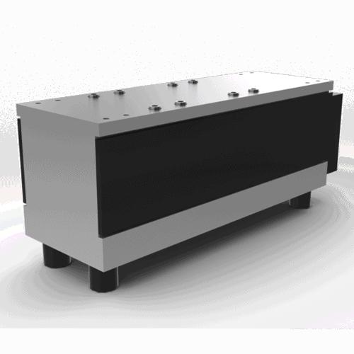 Vibradores lineales para guías fabricados en TAD