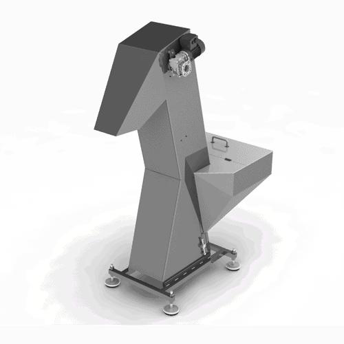 Unidad de elevación plano vertical