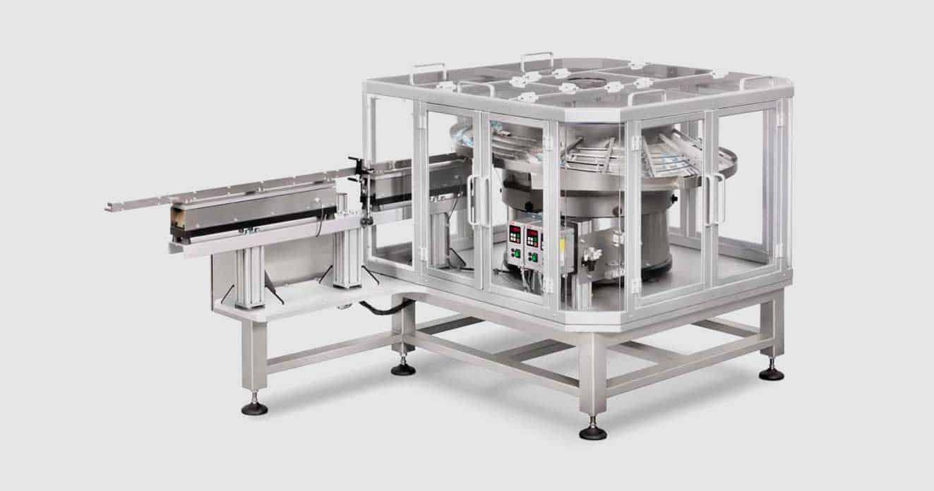 sistemas de alimentación para el sector farmaceútico