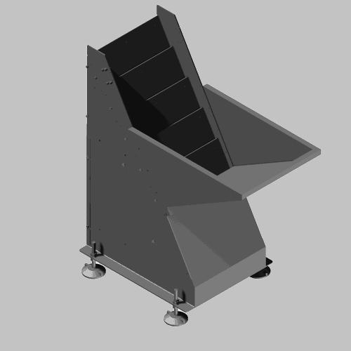 lamas oscilantes - Unidades y conjuntos de autonomía con elevación