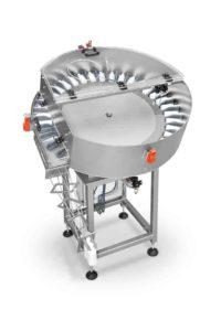 sistema de alimentadores centrifugos