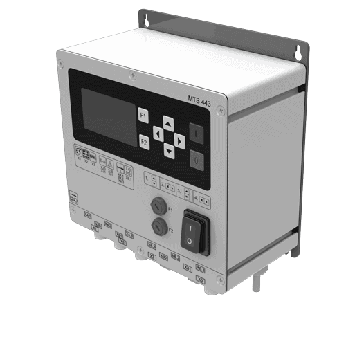 controladores para vibradores industriales